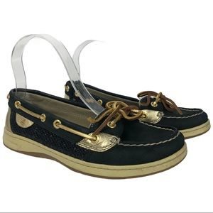 Sperry Angelfish Boat Shoe Size 7